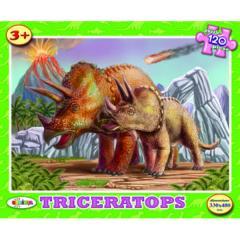Puzzle - Triceratops