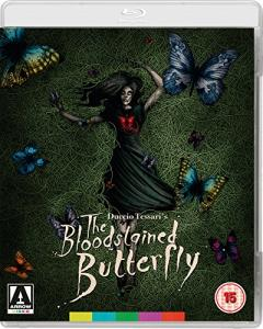 The Bloodstained Butterfly (Blu Ray Disc + DVD)