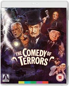 The Comedy of Terrors (Blu Ray Disc + DVD)