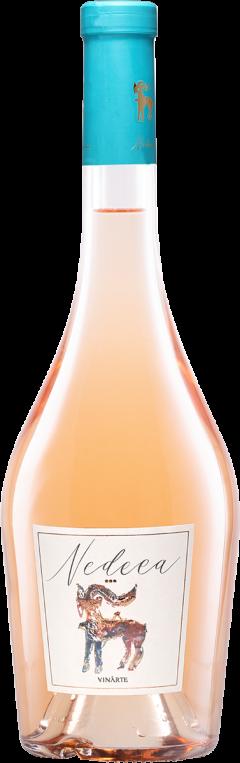 Vin rose - Vinarte, Nedeea, Babeasca Neagra, Feteasca neagra, sec, 2019