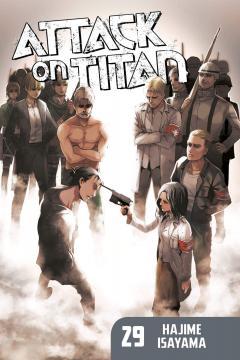 Attack On Titan Vol. 29