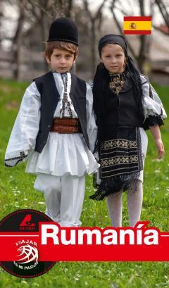 Ghid turistic Romania - Rumania (in limba spaniola)