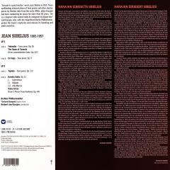 Sibelius: Finlandia & other famous tone poems - Vinyl