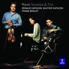 Ravel: Sonates and Trio
