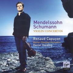 Mendelssohn/ Schumann - Violin Concertos