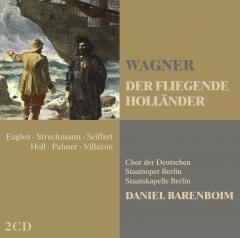 Wagner: Der Fliegende Hollander (2001)