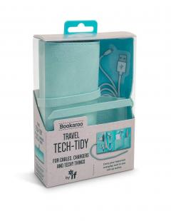 Trusa de voiaj - Travel Tech-Tidy - Mint