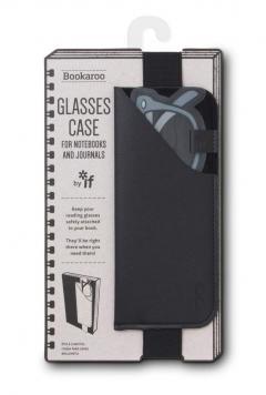 Etui pentru ochelari - Bookatoo - Black