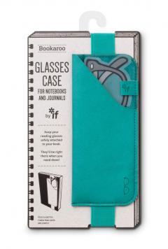 Etui pentru ochelari - Bookatoo - Turquoise