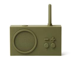 Radio portabil Tykho - Kaki