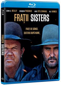Fratii Sisters / The Sisters Brothers (Blu-Ray Disc)