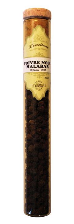Piper negru malabar - Poivre noir malabar