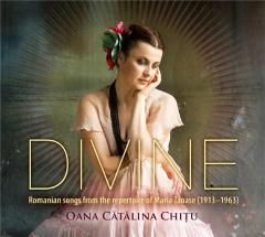 Divine - Romanian Songs from the Repertoire of Maria Tanase Vinyl
