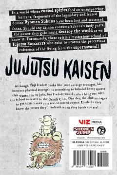 Jujutsu Kaisen - Volume 1