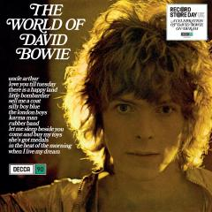 The World Of David Bowie - Vinyl