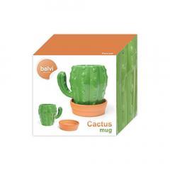 Cana cu farfurie - Cactus