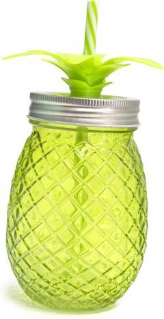 Pahar Cocktail - Tropico - Green Crystal