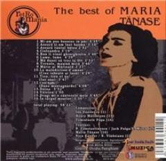 The Best Of Maria Tanase
