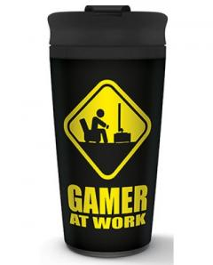 Cana de voiaj - Gamer at Work
