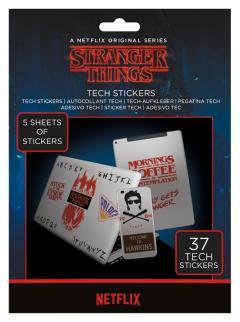 Stickere - Stranger Things