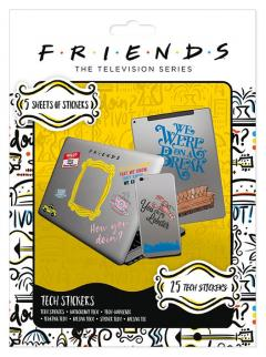 Stickere - Friends