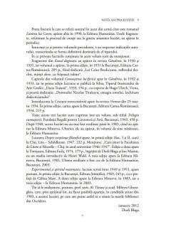 Trilogia cunoasterii
