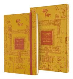 Carnet - Moleskine - Harry Potter Limited Edition - Hardcover, Large