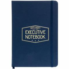 Carnet - Gent`s Society - Executive - Blue
