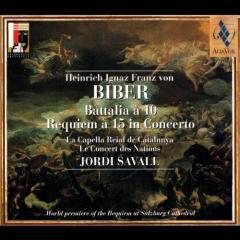 Battalia a 10 / Requiem a 15