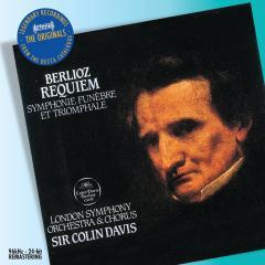 Berlioz: Requiem; Symphonie Funebre et Triomphale