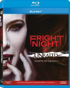 Noapte de groaza 2 / Fright Night 2 (Blu-Ray Disc)