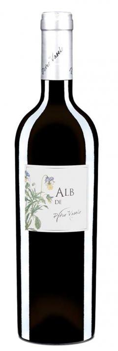 Vin alb - Alb de Petro Vaselo, vin linistit alb, Chardonnay, sec, 13.5%, 2018