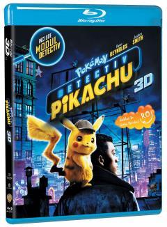 Pokemon Detectiv Pikachu (Blu-Ray Disc 3D) / Pokemon Detective Pikachu