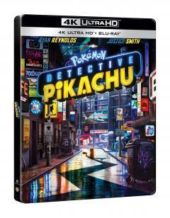 Pokemon Detectiv Pikachu (4K Ultra HD) / Pokemon Detective Pikachu