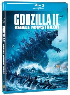 Godzilla II: Regele Monstrilor / Godzilla II: King of the Monsters