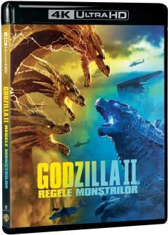Godzilla II: Regele Monstrilor / Godzilla II: King of the Monsters (4K Ultra HD)