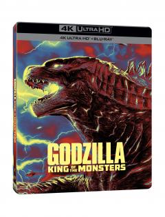 Godzilla II: Regele Monstrilor / Godzilla II: King of the Monsters (4K Ultra HD)
