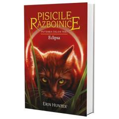 Pisicile razboinice - Puterea celor trei. Cartea a XVI-a: Eclipsa