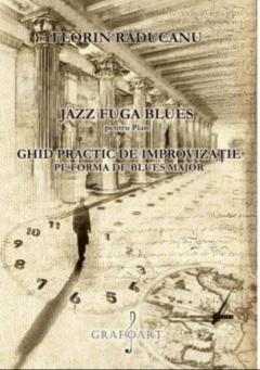 Jazz fuga blues. Pentru pian