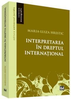 Interpretarea in dreptul international