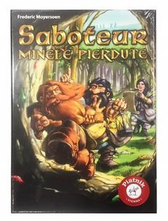 Saboteur - Minele pierdute