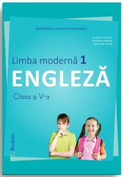 Manual limba moderna 1 - Clasa a V-a - Limba Engleza