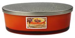 Lumanare - Ellipse Centrepiece - Spiced Mandarin