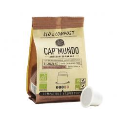 Capsule espresso - Plandas Cap'Mundo Bio
