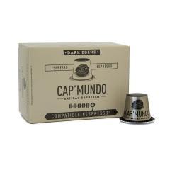 Capsule espresso - Dark Ebene Cap'Mundo