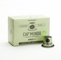 Capsule espresso - Copaiba Cap'Mundo Bio