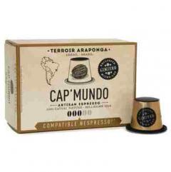 Capsule espresso - Terroir Araponga Cap'Mundo