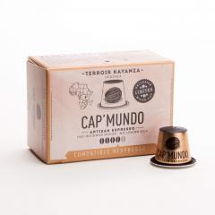 Capsule espresso - Kayanza Cap'Mundo