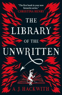 Novel from Hell's Library - The Library of the Unwritten