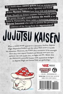 Jujutsu Kaisen - Volume 2